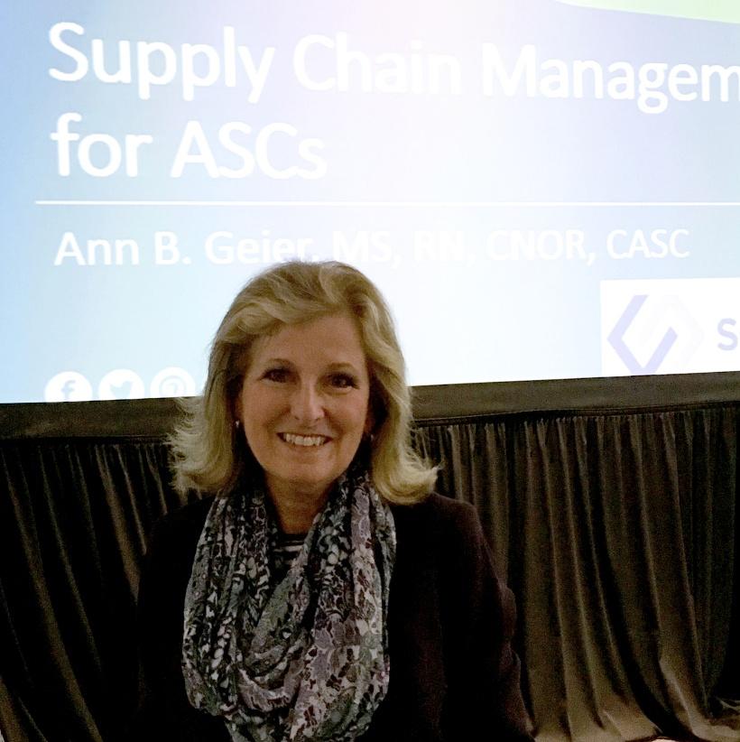 My Non-Traditional CASC Role: Meet Ann Geier