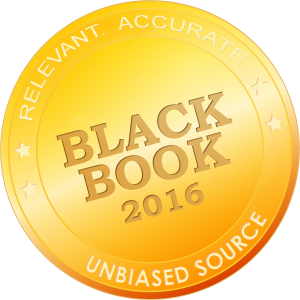 Black Book Rankings Seal 2016