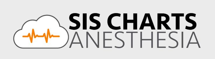 SIS Charts Anesthesia