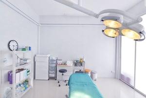 surgery center room
