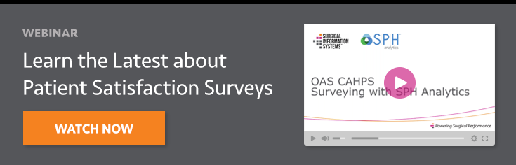 Surveying with SPH Analytics Webinar